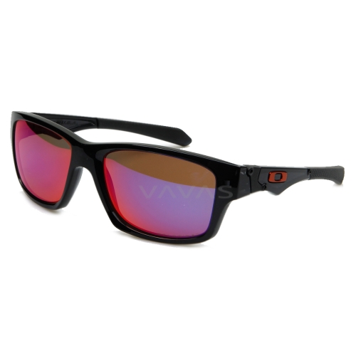 바바에스(VAVAS) - 오클리 JUPITER SQUARD BLACK INKRED IRD POLARIZED
